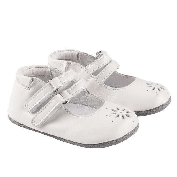 Robeez White Audrey Mini Shoez 02d6747d164f