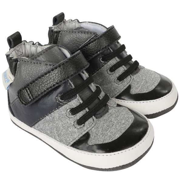 Zachary High Top   Mini Shoez   Baby