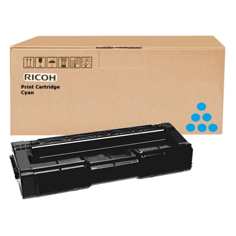 SFS-406480 Ricoh 406480 Cyan Toner