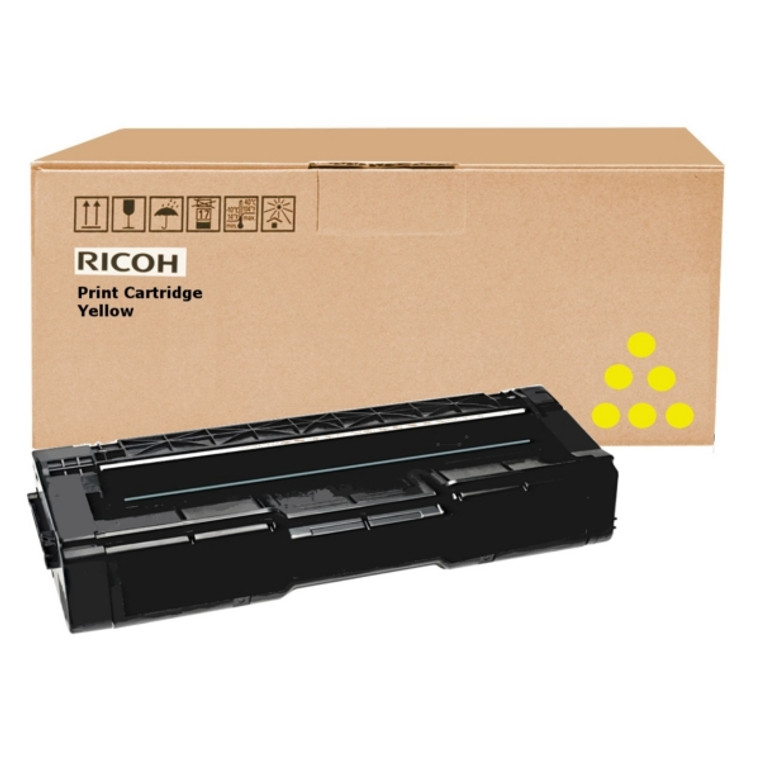 SFS-406482 Ricoh 406482 Yellow Toner