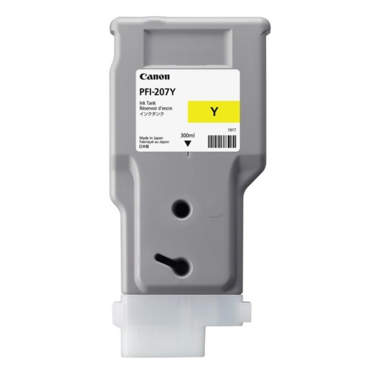 8792B001 Canon 8792B001 PFI-207 Y Yellow Ink Cartridge