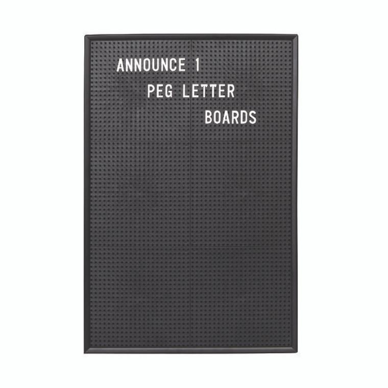 AA03908 Announce Peg Letter Board 463x310mm 1 ECON-1 VC EC-KIT692