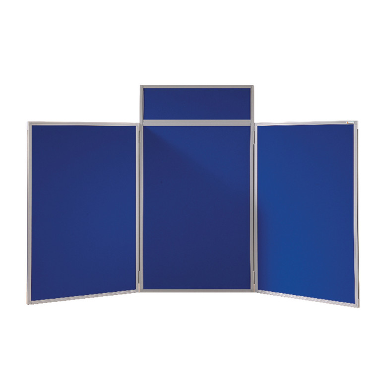 AA01832 Announce Exhibition Board 4 Panel 1100x1800mm AA01832