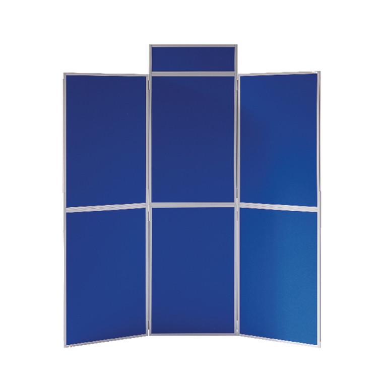 AA01853 Announce Exhibition Board 7 Panel 2000x1800mm AA01853