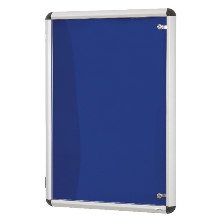AA01830 Announce Internal Display Case 900x600mm Twin locks security with matching keys AA01830