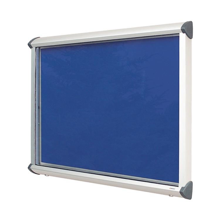 AA01831 Announce External Display Case 750x967mm Blue AA01831