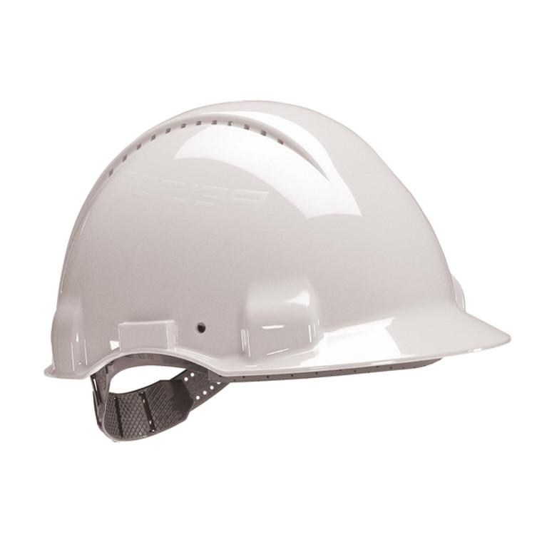 3M27253 3M Peltor Safety Helmet White UV Stabilised ABS Plastic G3000