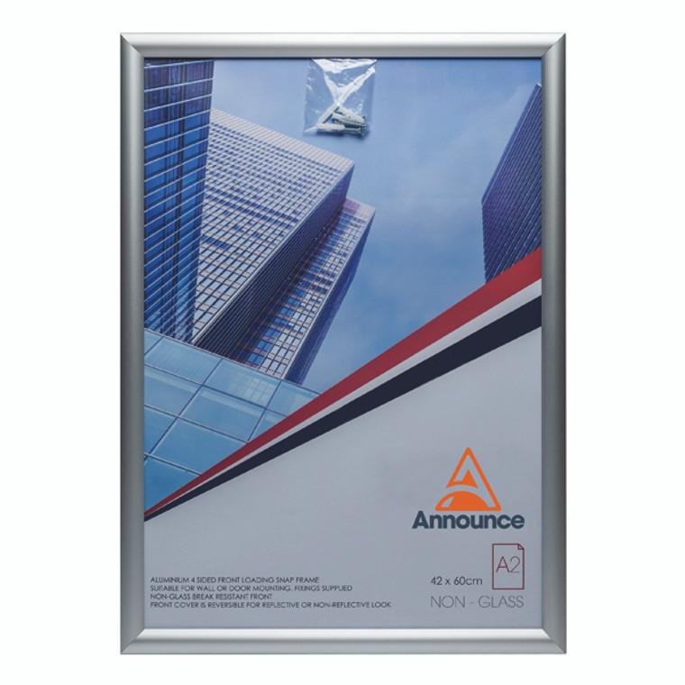 AA06220 Announce Snap Frame A2 AA06220