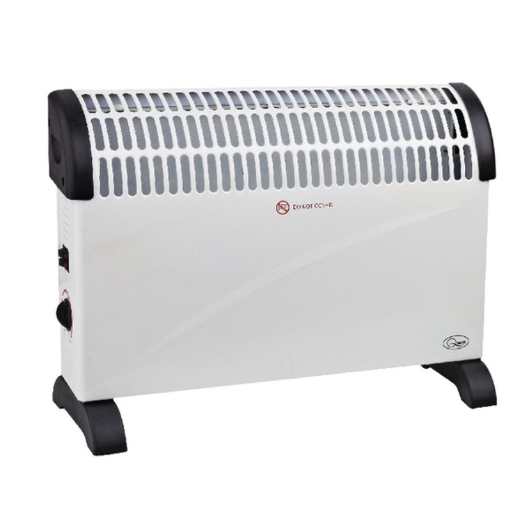 HID52717 2kW Convector Heater White CRH6139C H