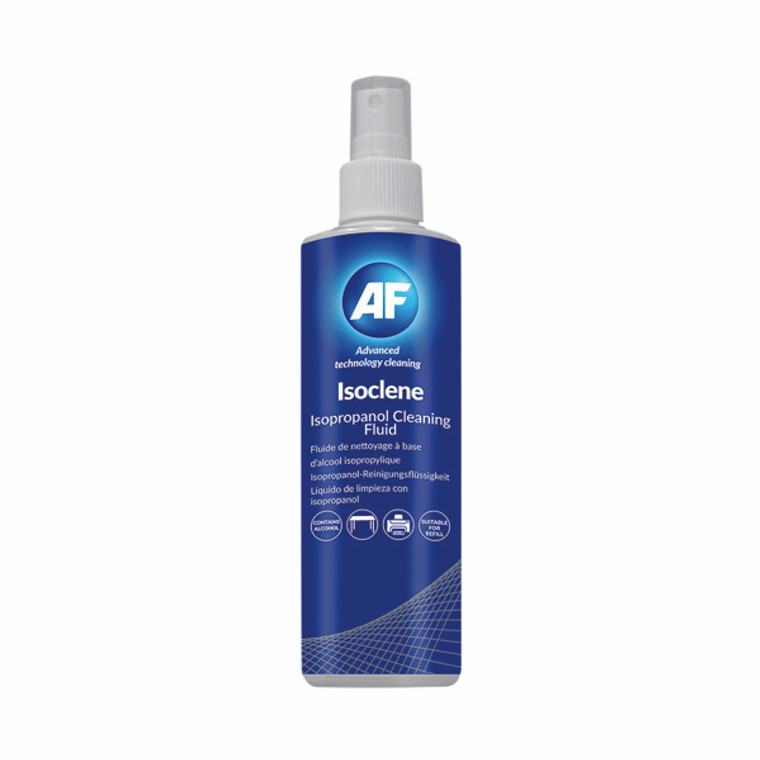 AFI50000 AF Isopropanol Cleaning Fluid 250ml ISO250