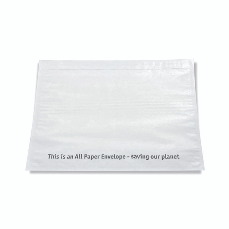 MA07627 All Paper Documents Enclosed Wallets A5 Pack 1000 MA07627