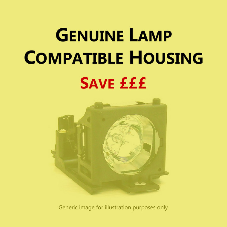 CL6016146 Epson ELPLP39 V13H010L39 - Original Epson projector lamp module with compatible housing