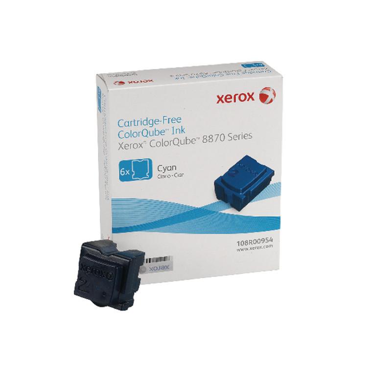108R00954 Xerox 108R00954 6 Cyan Solid Inks
