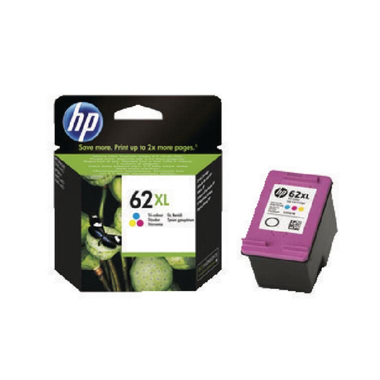 C2P07AE HP C2P07AE 62XL CMY Colour Printhead High Capacity
