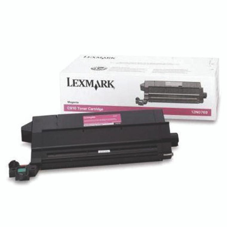 0012N0769 Lexmark 12N0769 Magenta Toner