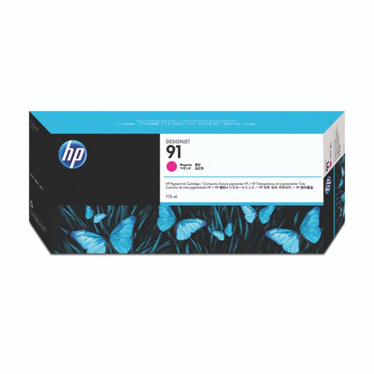 C9468A HP C9468A 91 Magenta Ink Cartridge