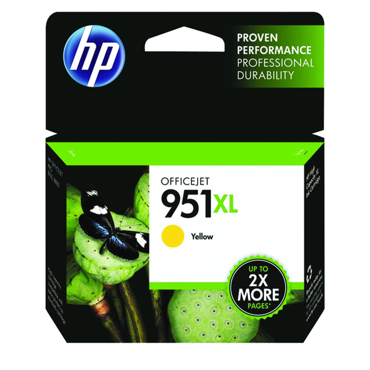 CN048AE HP CN048AE 951XL Yellow Ink Cartridge High Capacity