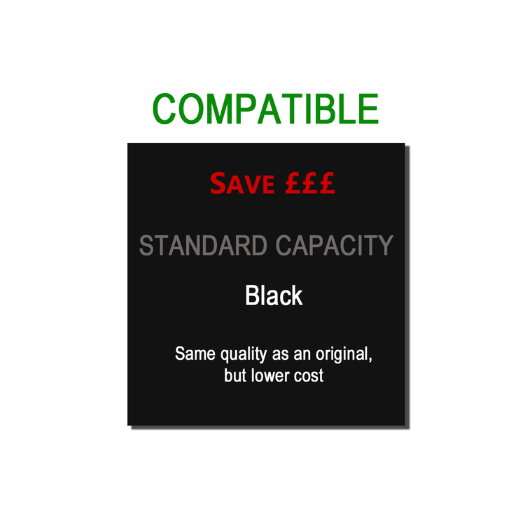9T43865708 Compatible replace Oki 43865708 Black Toner
