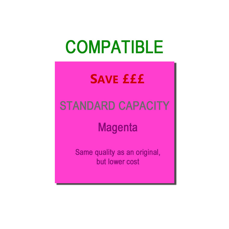 9T43459330 Compatible replace Oki 43459330 Magenta Toner - Replaces 43459338