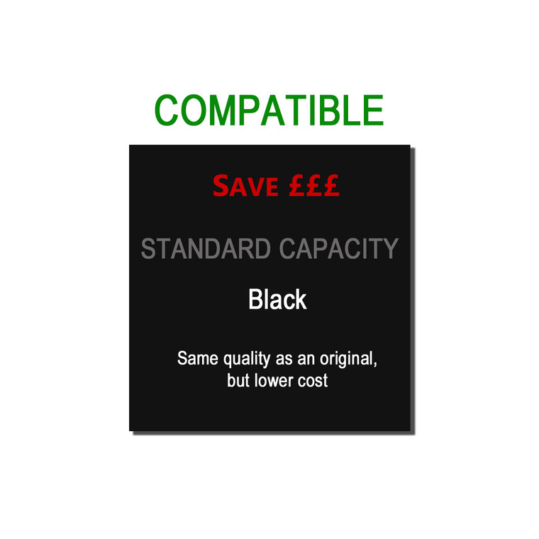 9T43324408 Compatible replace Oki 43324408 Black Toner