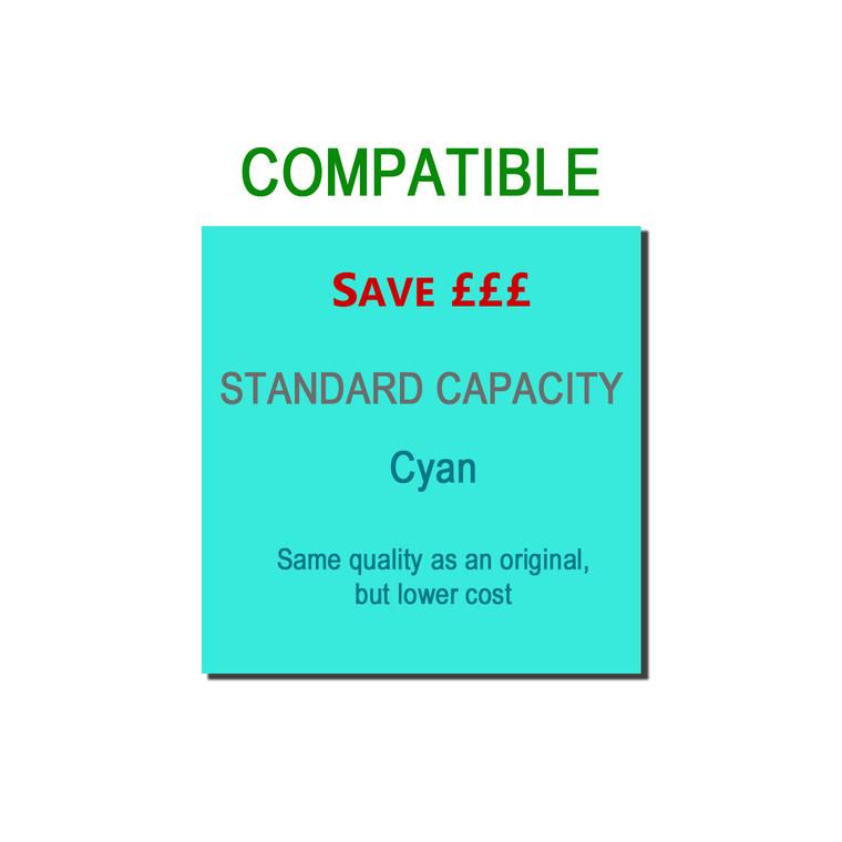 9TC9731A Compatible replace HP C9731A 645A Cyan Toner