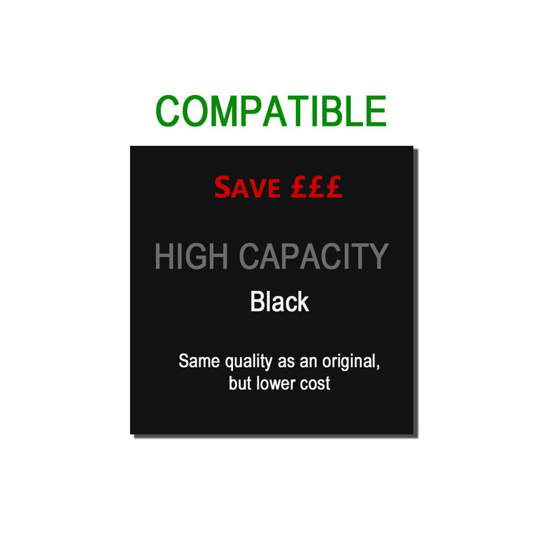 9TTN326BK Compatible replace Brother TN-326BK Black Toner High Capacity