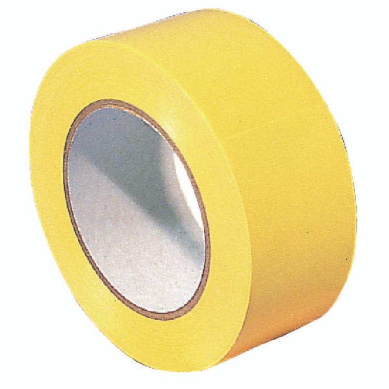 SBY13482 Lane Marking Tape Carton 18 Rolls Yellow Pack 18 329596