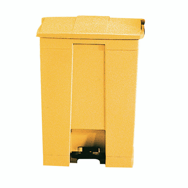 SBY11411 30 5L Step-On Container Yellow 324301