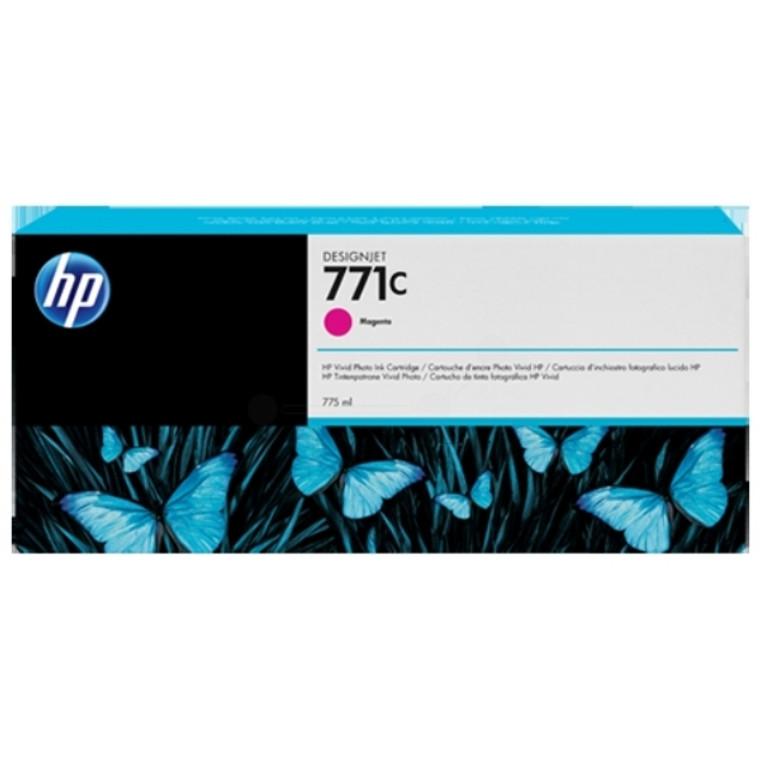 B6Y09A HP B6Y09A 771C Magenta Ink Cartridge