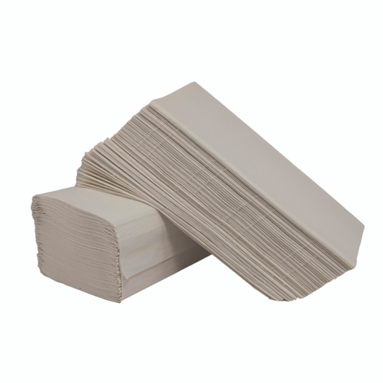 2W70723 2Work 1-Ply I-Fold Hand Towel White Pack 3600 2W70723