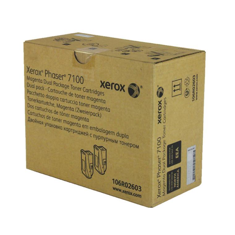 106R02603 Xerox 106R02603 Magenta Toner High Capacity