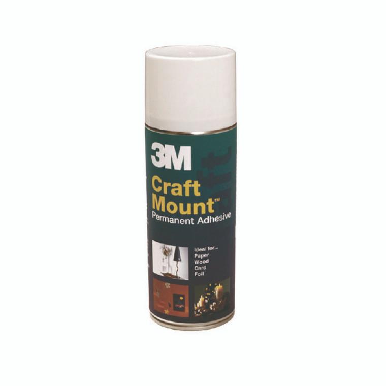 3M75511 3M CraftMount Adhesive 400ml ARTHOBBY