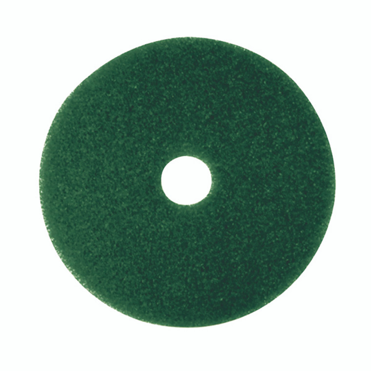 3M34985 3M Scrubbing Floor Pad 380mm Green Pack 5 2ndGN15