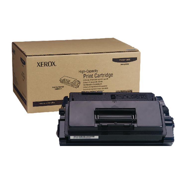 106R01371 Xerox 106R01371 Black Ink Cartridge