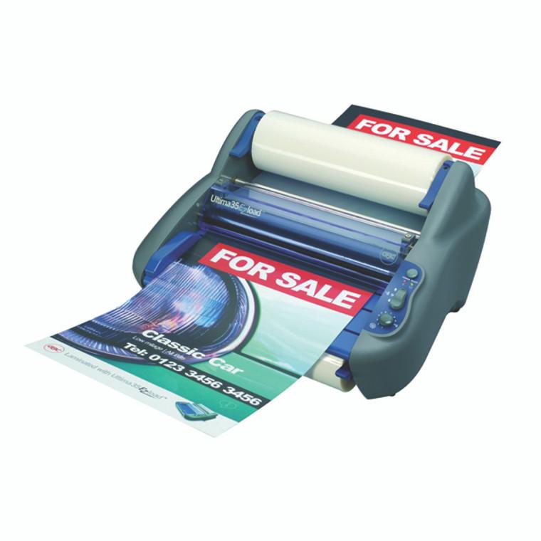 GB05432 GBC RollSeal Ultima 35 Ezload Roll Laminator 1701660