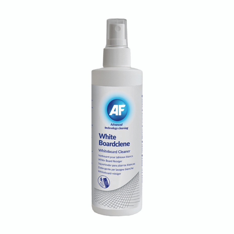 AFI50191 AF Whiteboard Clene Pump Spray 250ml ABCL250