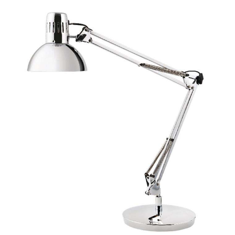ALB01379 Alba Archifluoch Fluorescent Desk Lamp ARCHI CH