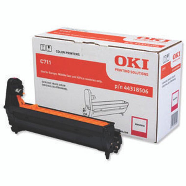 44318506 Oki 44318506 Magenta Imaging Unit