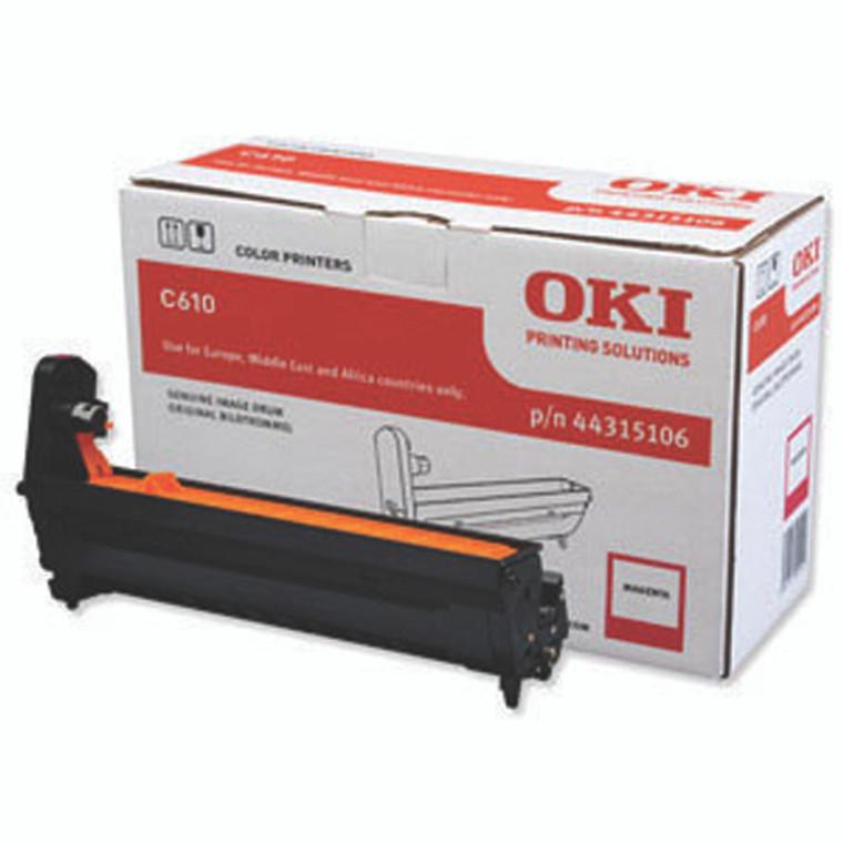 44315106 Oki 44315106 Magenta Imaging Unit