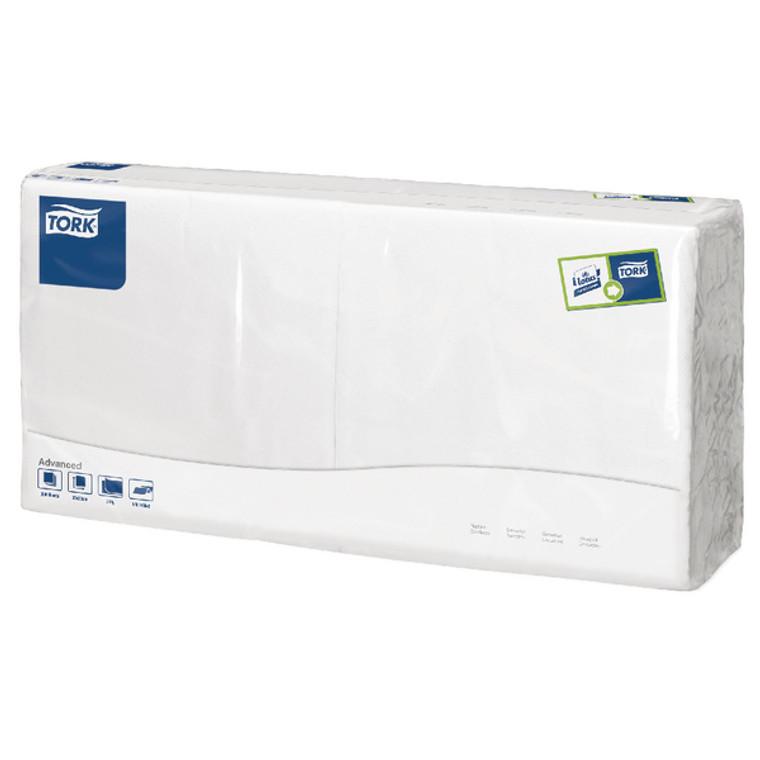 SCA45727 Tork White 2-Ply Lunch Napkin Pack 200 477149