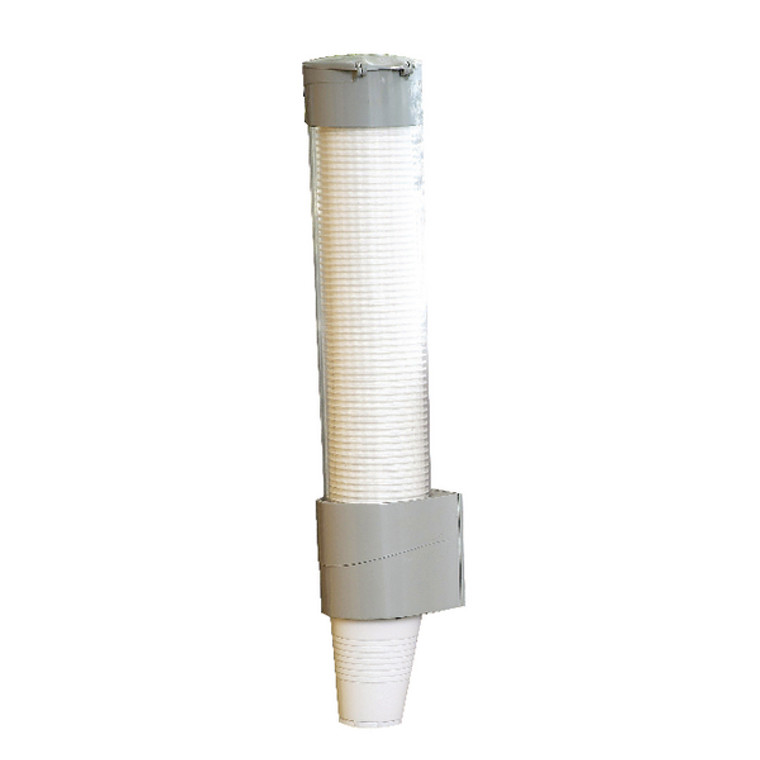 CPD43896 Clear Plastic Water Cup Holder Dispenser