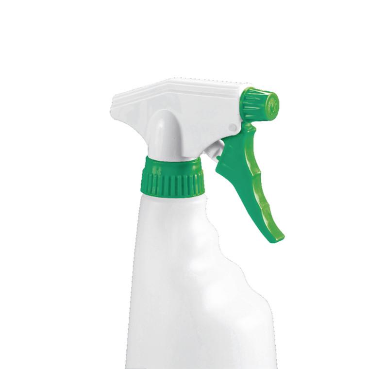CNT06240 2Work Trigger Spray Refill Bottle Green Pack 4 101958GN