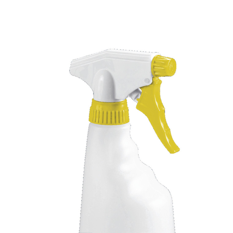 CNT06241 2Work Trigger Spray Refill Bottle Yellow Pack 4 101958YL