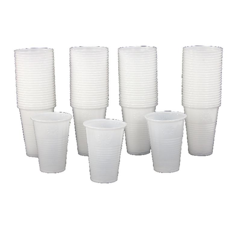 CPD81140 MyCafe Plastic Cups White 7oz Pack 1000 DVPPWHCU01000V