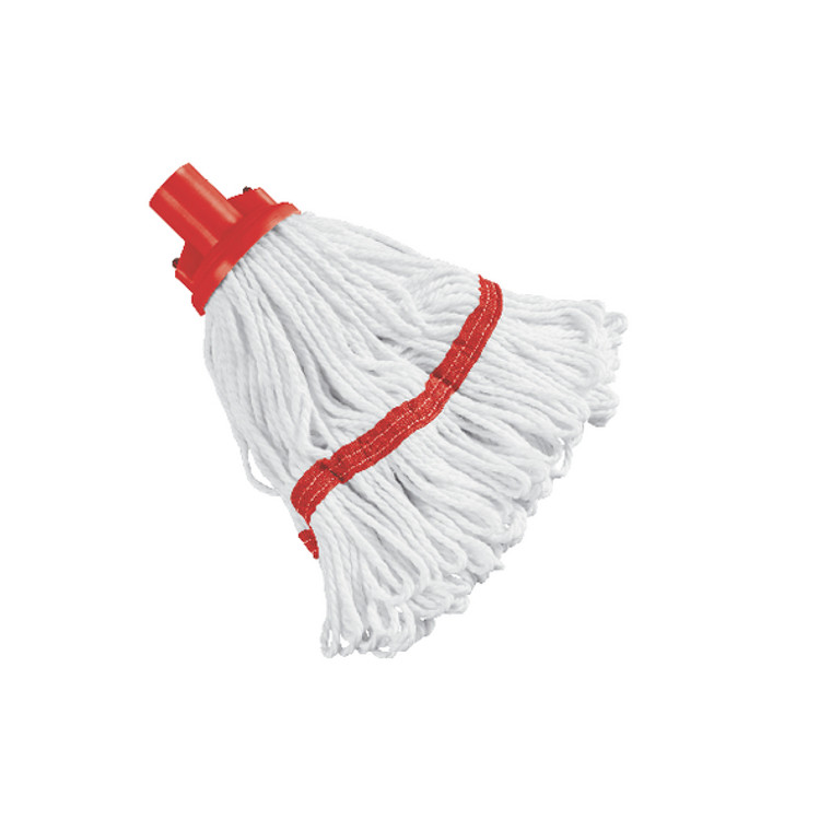 CNT00745 180g Hygiene Socket Mop Head Red 103061RD