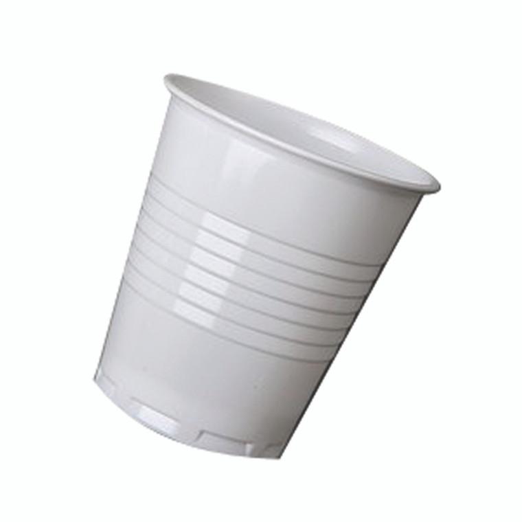 NP05570 MyCafe Squat Vending Hot Cup White 7oz Pack 2000 GIPSSVCW07