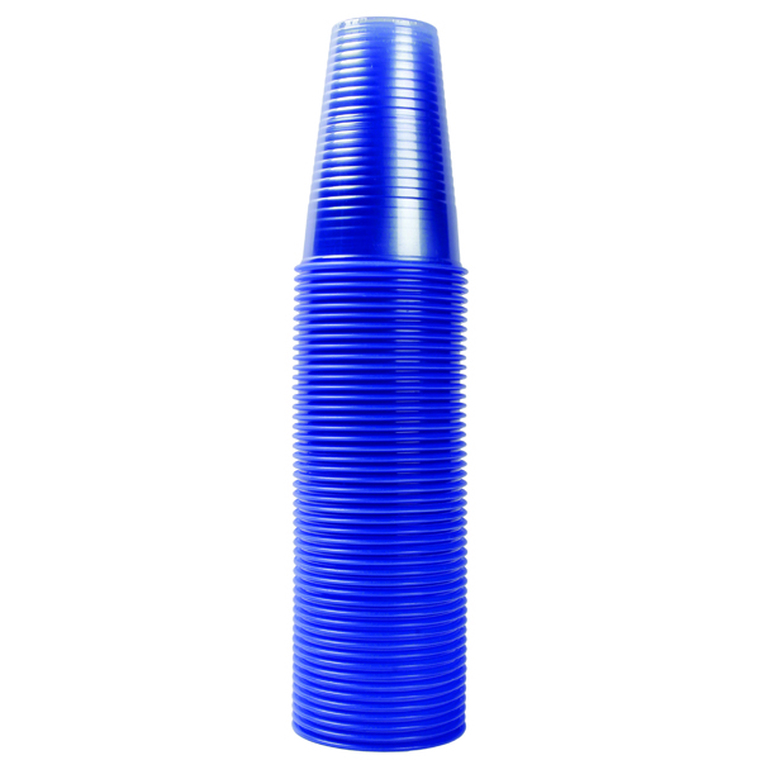 RY92810 MyCafe Plastic Cups 7oz Blue Pack 1000 DVPPBLCU01000V