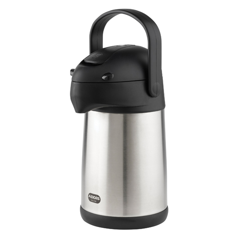 AG15772 Addis Chrome President Pump Pot Vacuum Jug 2 Litre 637201600