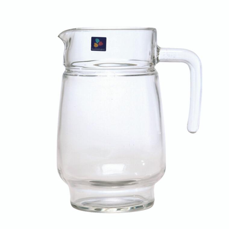 CG00213 Tivoli Glass Jug 1 6 Litre Dishwasher safe 0301020