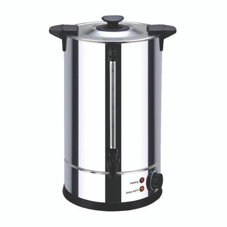 HID52928 Igenix Urn 15 Litre Stainless Steel IG4015